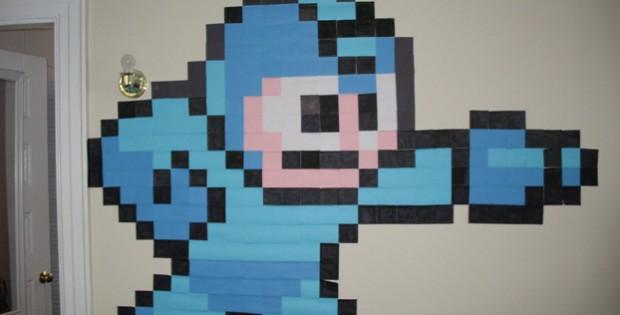 arte-com-post-it-megaman-na-parede-620x315